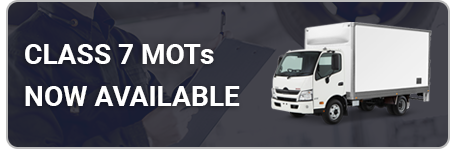 Class 7 mots available - Home | MOT Testing, Car Servicing in Luton at Sundon Park MOT Centre